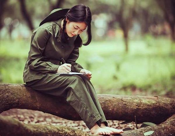 cam nhan ve nhan vat phuong dinh - Cảm nhận về nhân vật Phương Định